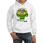 Rivera Family Crest Hooded Sweatshirt