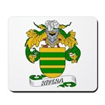 Rivera Family Crest Mousepad