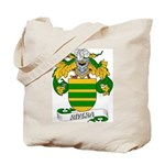 Rivera Family Crest Tote Bag