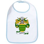 Rivera Family Crest Bib