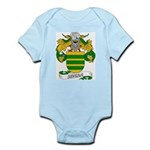 Rivera Family Crest Infant Creeper