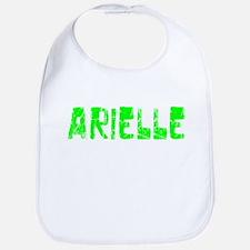 Arielle Faded (Green) Bib