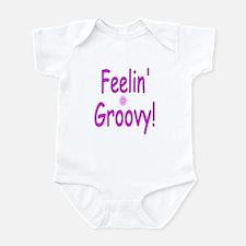 Feelin Groovy Infant Bodysuit