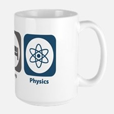Eat Sleep Physics Mug