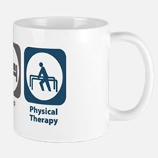Eat Sleep Physical Therapy Mug