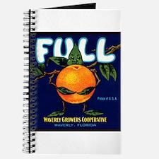 Full Oranges Journal