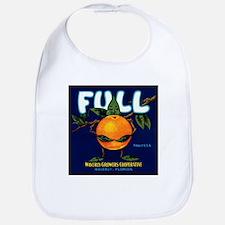 Full Oranges Bib