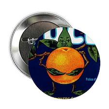 """Full Oranges 2.25"""" Button"""