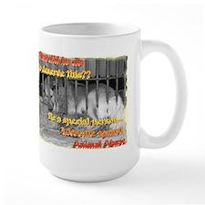 Be an Advocate! Coffee Mug(2-sided)