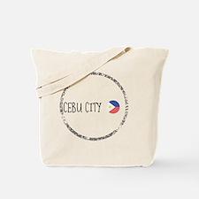 Funny Cebu Tote Bag
