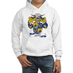 Roca Family Crest Hooded Sweatshirt