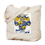 Roca Family Crest Tote Bag