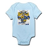 Roca Family Crest Infant Creeper
