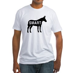 Smartass Fitted T-Shirt