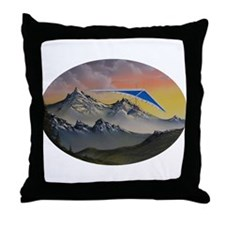 """Throw Pillow """"Tranquility"""""""