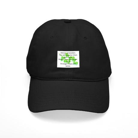 ALWAYS REMEMBER.. Black Cap