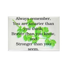 ALWAYS REMEMBER.. Rectangle Magnet (10 pack)