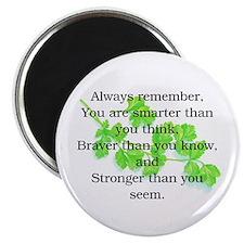 "ALWAYS REMEMBER.. 2.25"" Magnet (10 pack)"