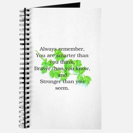 ALWAYS REMEMBER.. Journal