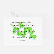 ALWAYS REMEMBER.. Greeting Card