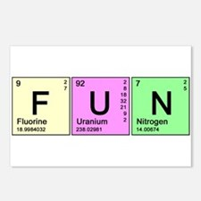 Periodic Fun Postcards (Package of 8)