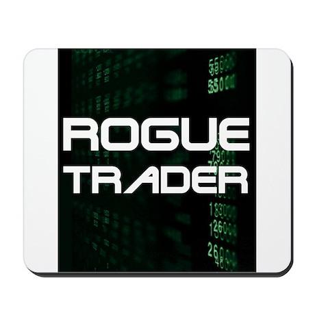 Rogue trader Mousepad
