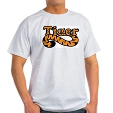 Tiger Ash Grey T-Shirt