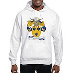 Rojas Family Crest Hooded Sweatshirt