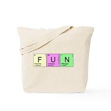 Periodic Fun Tote Bag