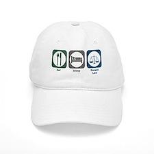 Eat Sleep Patent Law Baseball Cap