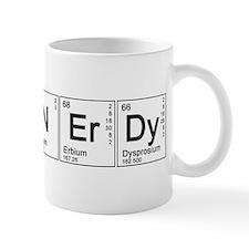 Periodic Nerd Mug