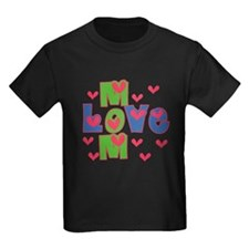 Love Mom Mother's Day T