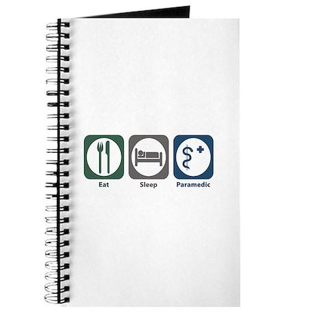 Eat Sleep Paramedic Journal
