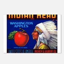 Indian Head Postcards (Package of 8)