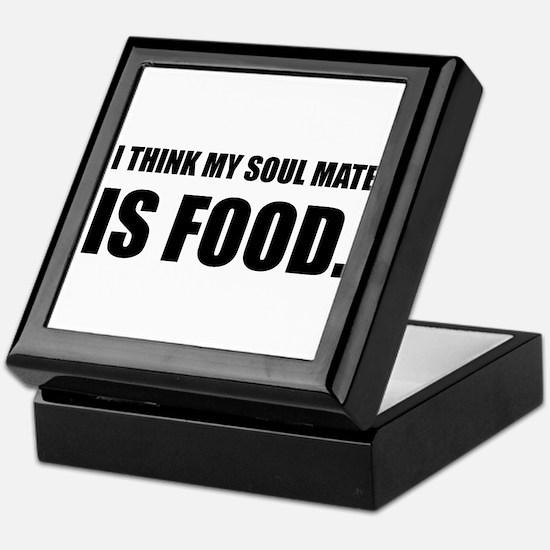 Soul Mate Food Keepsake Box