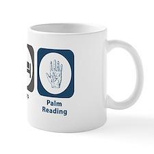 Eat Sleep Palm Reading Mug