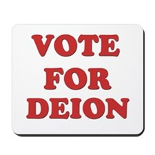 Vote for DEION Mousepad