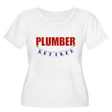 Retired Plumber T-Shirt