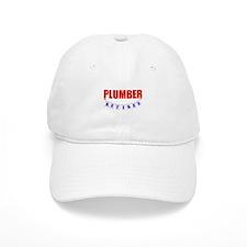 Retired Plumber Baseball Cap