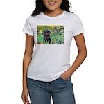 Irises / Cairn (#17) Women's T-Shirt
