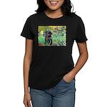 Irises / Cairn (#17) Women's Dark T-Shirt