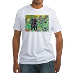 Irises / Cairn (#17) Fitted T-Shirt