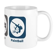 Eat Sleep Paintball Mug