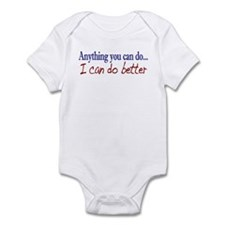 Anything you can do Infant Bodysuit