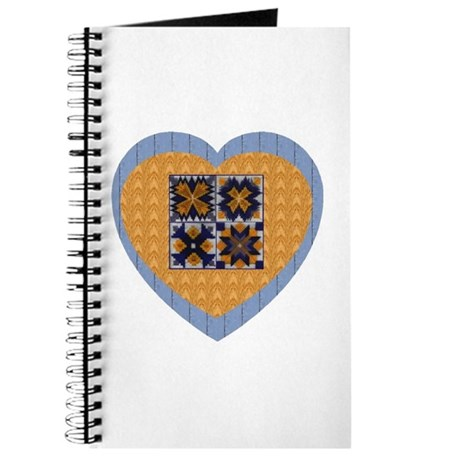 Quilt Heart Journal