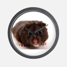 Cute Hamster Wall Clock