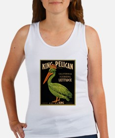 King Pelican Women's Tank Top