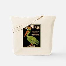 King Pelican Tote Bag
