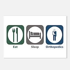 Eat Sleep Orthopedics Postcards (Package of 8)