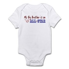 Big Brother is an All Star Infant Bodysuit